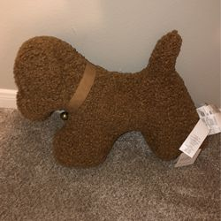 SOLD OUT Pottery Barn Tobacco(brown) Dog Pillow for Sale in Sugar Land,  TX