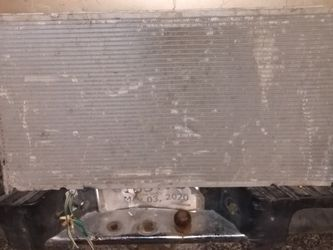 Large Chevy Radiator for Sale in San Antonio,  TX