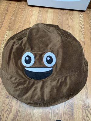 bean bag poop emoji for Sale in Tacoma, WA