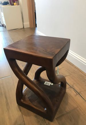 Wooden stool for Sale in Daly City, CA