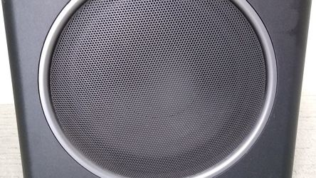 Polk PSW110 Subwoofer Working But Clicks for Sale in Atherton,  CA
