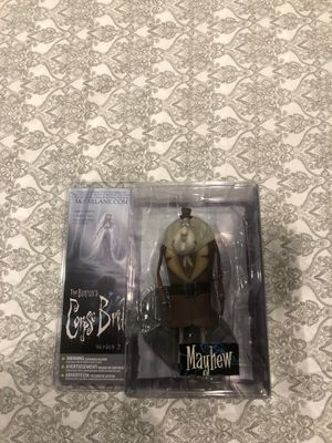Corpse Bride Mayhew Action Figure New Toy for Sale in Rialto, CA