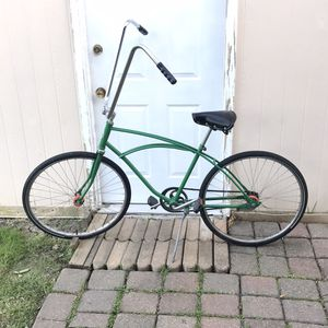 "Mens 26"" ROSS Cruiser Bike Cool Low Rider Green for Sale in Schaumburg, IL"