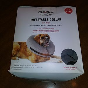 New inflatable collar for dogs XXL size for Sale in Cleveland, OH