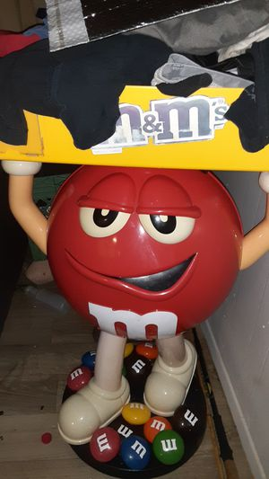 M and m statue highly collectable. 3.5 feet tall for Sale in Phoenix, AZ