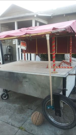 Mobile food cart for Sale in San Jose, CA