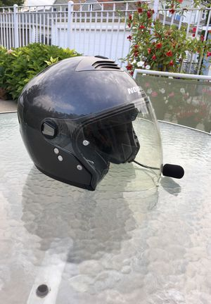 Nolan motorcycle helmet for Sale in Chicago, IL