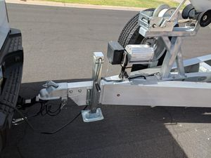 Pacific Aluminum boat trailer. Fits 38' formula. for Sale in Mesa, AZ