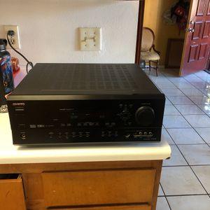 Onkyo av receiver tx-sr 600 for Sale in Santa Ana, CA