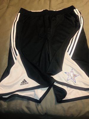 2015 NBA All Star Game Weekend adidas Shorts 3XL+2 Brooklyn Nets BKN - NYK RARE! for Sale in Chicago, IL