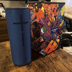 Ultimate Ears BOOM 3 - Bluetooth Speaker for Sale in Millcreek, UT