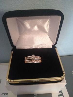 Beautiful Wedding ring set for Sale in Auburn, WA