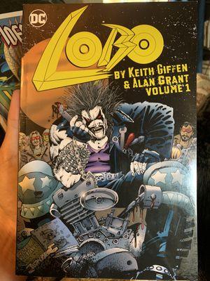 Lobo vol 1-2 for Sale in Los Angeles, CA