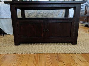 Media Console Table for Sale in Arlington, VA