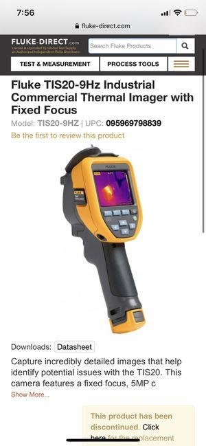 Fluke TIS20 for Sale in Mokena, IL