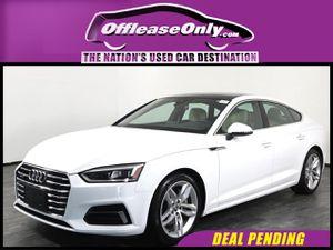 2019 Audi A5 for Sale in Miami, FL