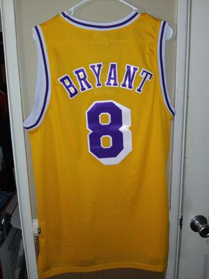 New!!! Mens Large Kobe Bryant Los Angeles Lakers Jersey New Stitched $50. Ships +$3. Pick up in West Covina for Sale in West Covina, CA