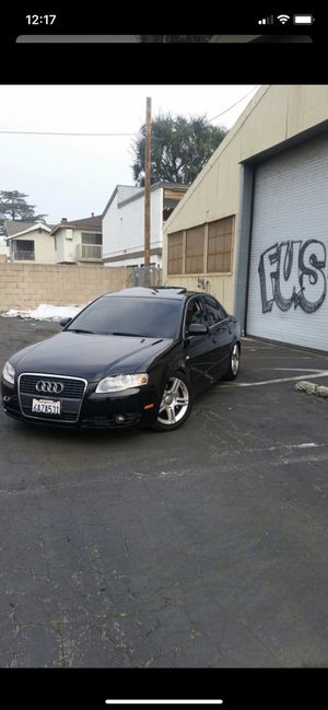 Audi A4 2.0t for Sale in West Covina, CA