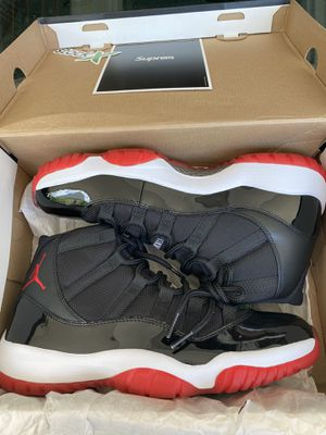 Jordan 11 Bred 2012, size 11, New DS for Sale in Boyds, MD