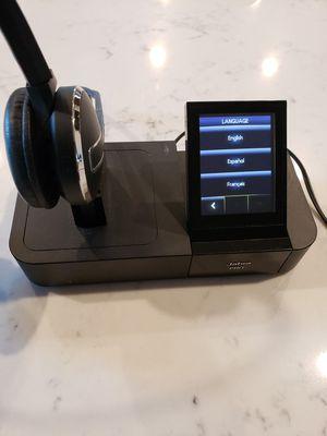 Jabara pro desk, computer, bluetooth, softphone headset for Sale in Fremont, CA