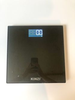 """Digital Bathroom Scale w/Extra Large Lighted Display and""""Step-On"""" for Sale in Miami,  FL"""