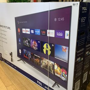 65 Inch TCL tv for Sale in Portland, OR