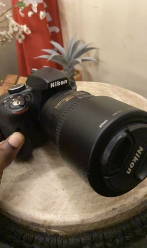 Nikon DSLR D3300 1080p Professional Camera for Sale in The Bronx, NY