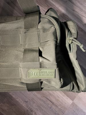Highland Tactical Green Duffle Bag for Sale in Pompano Beach, FL