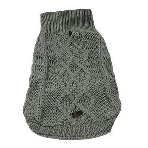 NEW size LARGE UGG DOG CABLE KNIT SWEATER for Sale in Newport Beach, CA