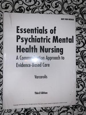 Essential of Psychiatric Mental Health Nursing for Sale in Hialeah, FL