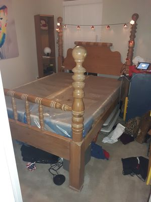 Queen Bed Frame for Sale in Columbus, GA