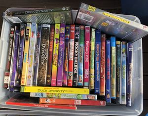 Lot of various dvds for Sale in Buckley, WA