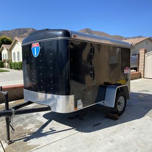 Enclosed Trailer for Sale in Lake Elsinore, CA