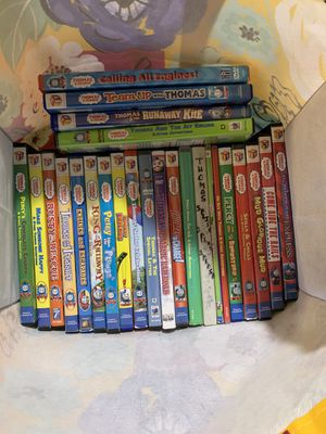 Thomas the Tank Engine Movies and More! for Sale in Addison, IL