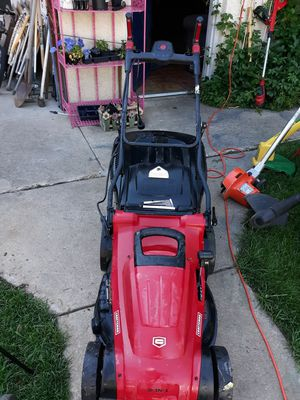 Craftsman Electric Mower for Sale in Colorado Springs, CO