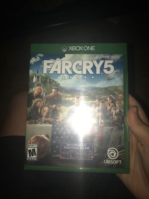 FARCRY5 for Sale in Aberdeen, WA