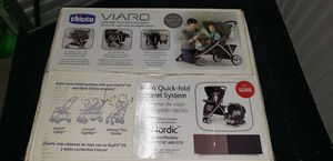 Chicco travel system, car seat and stroller for Sale in The Bronx, NY