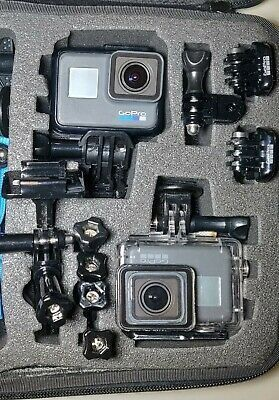 GoPro HERO6 Black Camera HD 4K & GoPro HERO5 Black Camera HD 4K+Sports Bundle for Sale in Miramar, FL
