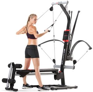 Title: Bowflex PR1000 Home Gym with 25+ Exercises and 200 lbs. Power Rod Resistance for Sale in Houston, TX