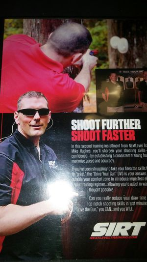 Drive The Gun DVD by United States Concealed Carry Assn. for Sale in Francisco, IN