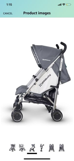 Double Stroller - UPPAbaby for Sale in Palo Alto, CA