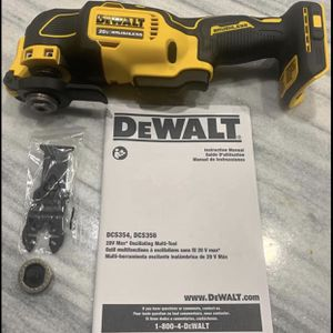 Dewalt 20-Volt Atomic Brushless Cordless Oscillating Tool. Tool-Only.$80 FIRM for Sale in Elmwood Park, IL