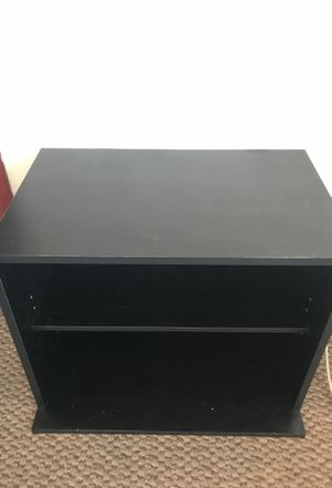 Black nightstand for Sale in Tucson, AZ