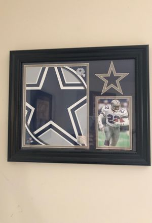 Dallas Cowboys Emmitt Smith picture for Sale in Alexandria, VA