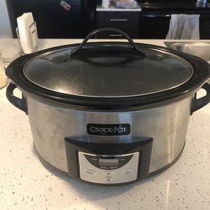Crock Pot for Sale in Lynnwood, WA