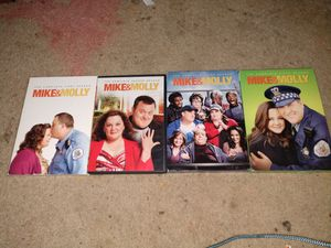 Mike and Molly Complete Seasons for Sale in Hillsboro, OR