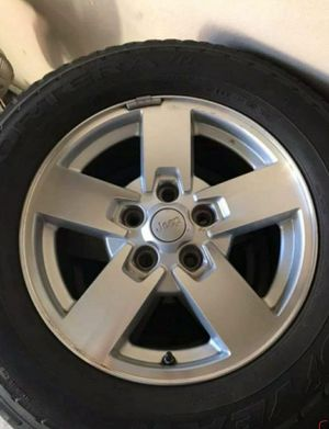 Jeep Wheels & Tires for Sale in Houston, TX