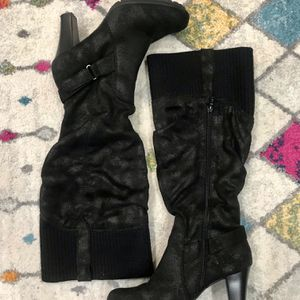 Aerosoles Suede Knee High Boots for Sale in Washington, DC