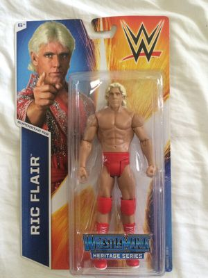 Ric Flair action figure NEW in box ( Rick ) wrestling WWE for Sale in Orlando, FL
