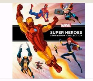 Marvel Hardback Book for Sale in Bloomington, IL